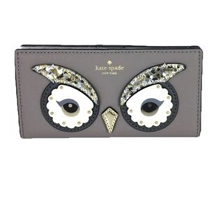 $178 Kate Spade Owl Stacy Star Bright Cityscape